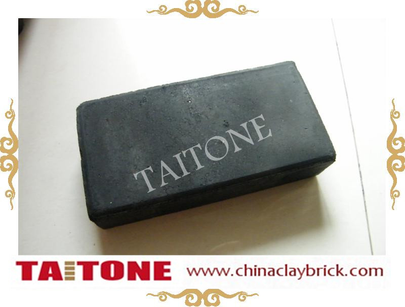 China Black bricks