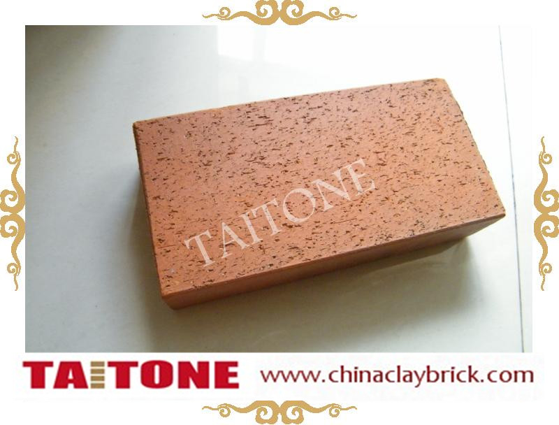 Clay Red Flash Paver