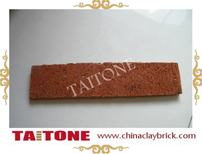 Red Handmade Wall Brick
