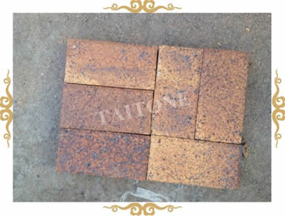 RUST Clay Brick
